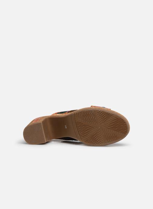 Sandales et nu-pieds Laura Vita Hecalo 02 Multicolore vue haut