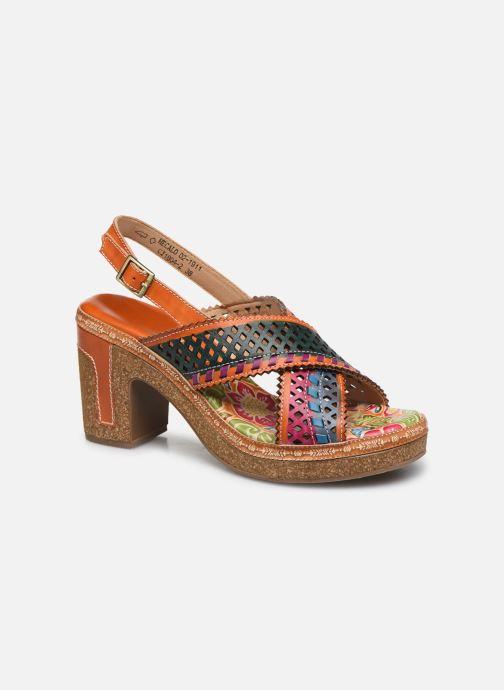 Sandales et nu-pieds Laura Vita Hecalo 02 Multicolore vue détail/paire