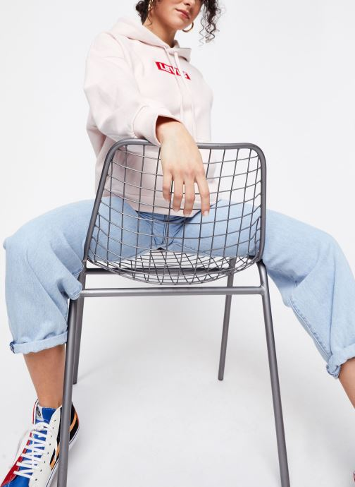 Vêtements Levi's Sweatshirt hoodie Graphic 2020 Hoodie Rose vue bas / vue portée sac