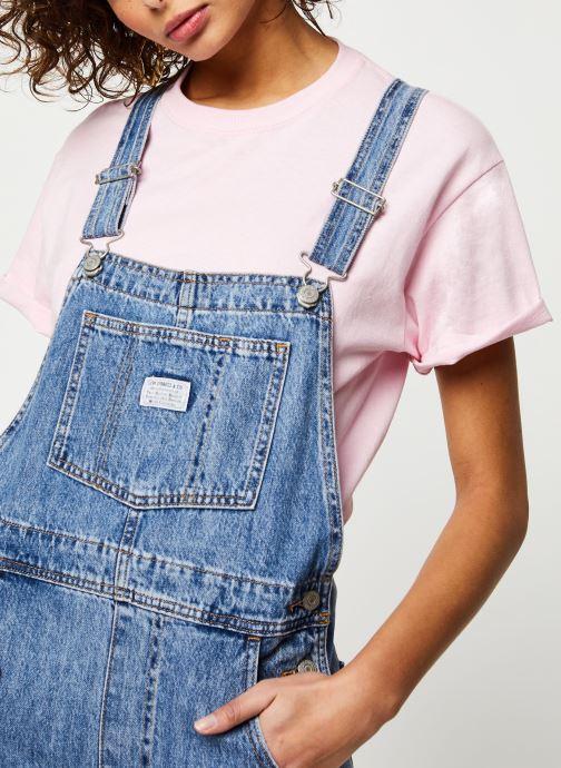 Vêtements Levi's Salopette Vintage Overall Bleu vue face