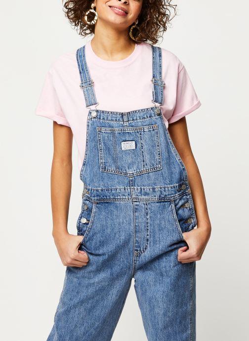 Vêtements Levi's Salopette Vintage Overall Bleu vue droite