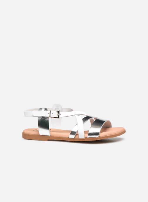 Sandals I Love Shoes INHELLO Silver back view