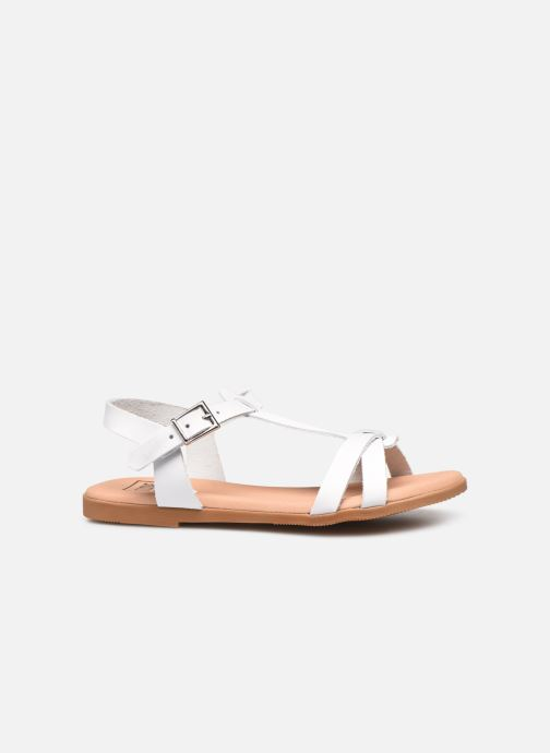Sandalias I Love Shoes INESSE LEATHER Blanco vistra trasera