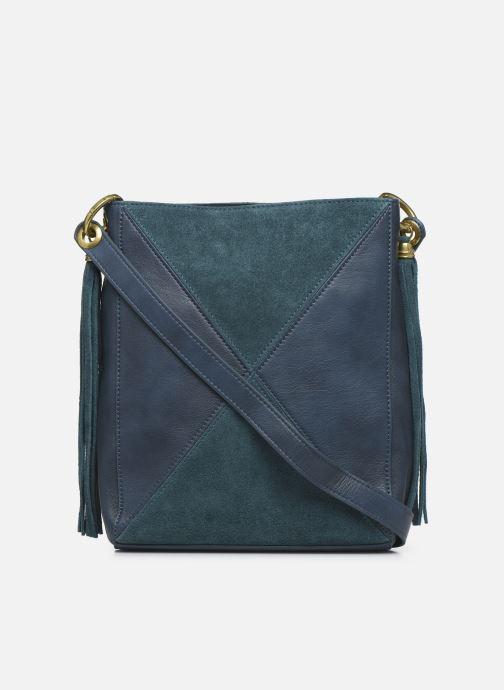 Bolsos de mano Sabrina NANCY Azul vista de frente