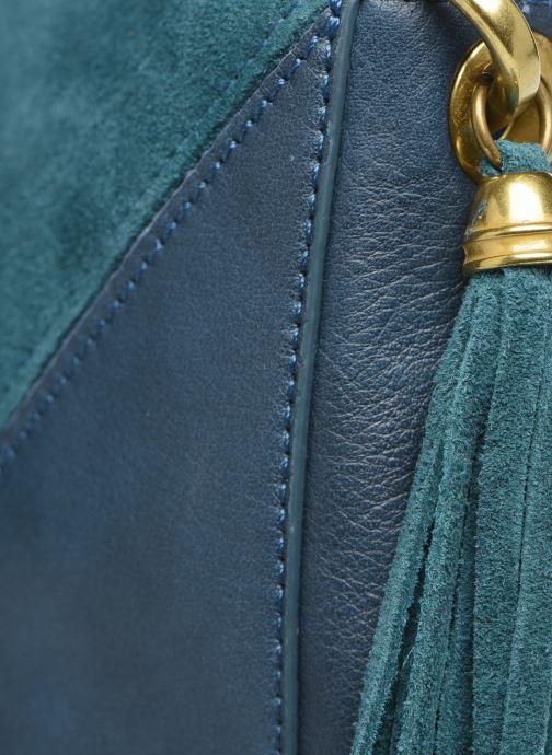 Bolsos de mano Sabrina NANCY Azul vista lateral izquierda