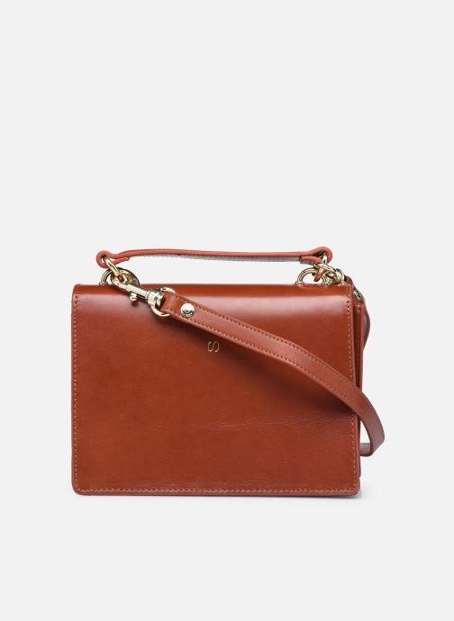 Handtaschen Sabrina JOSEPHINE braun ansicht von vorne