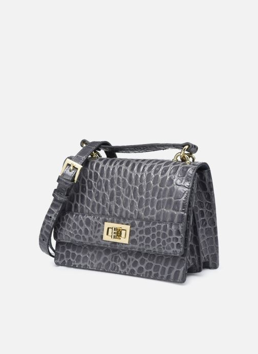 Handtaschen Sabrina JOSEPHINE grau schuhe getragen