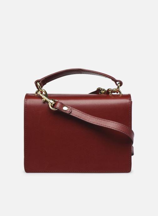 Handtaschen Sabrina JOSEPHINE weinrot ansicht von vorne