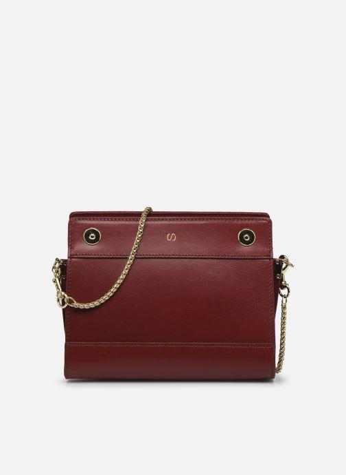 Handtaschen Sabrina HUBERTINE weinrot detaillierte ansicht/modell