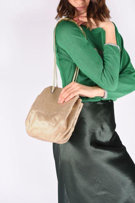 Handtassen Sabrina MARGOT Goud en brons onder