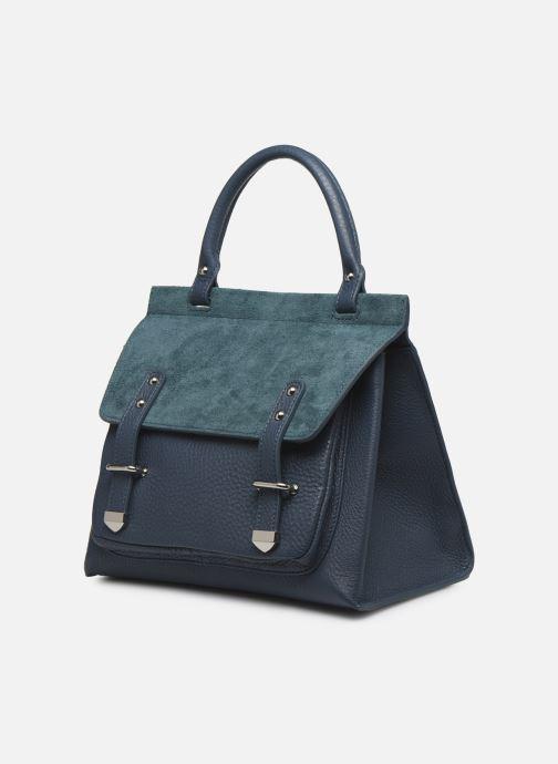 Handtassen Sabrina AMANDA Blauw model