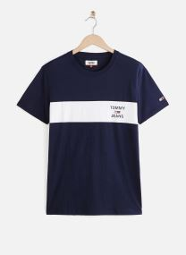 T-shirt - Tjm Chest Stripe Logo Tee