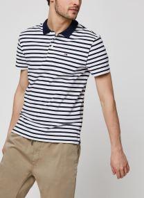 TJM Tommy Classics Stripe Polo