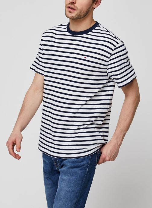 T-shirt- Tjm Tommy Stripe Tee