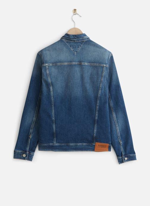 Vêtements Tommy Jeans Regular Trucker Jacket Dvmd Bleu vue bas / vue portée sac