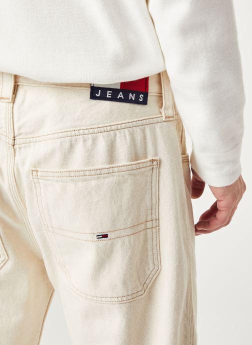 Vêtements Tommy Jeans Rey Workwear Pants Wrkec Beige vue face