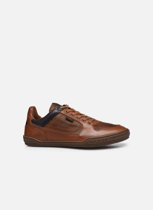 Sneakers Kickers JUNGLE Marrone immagine posteriore