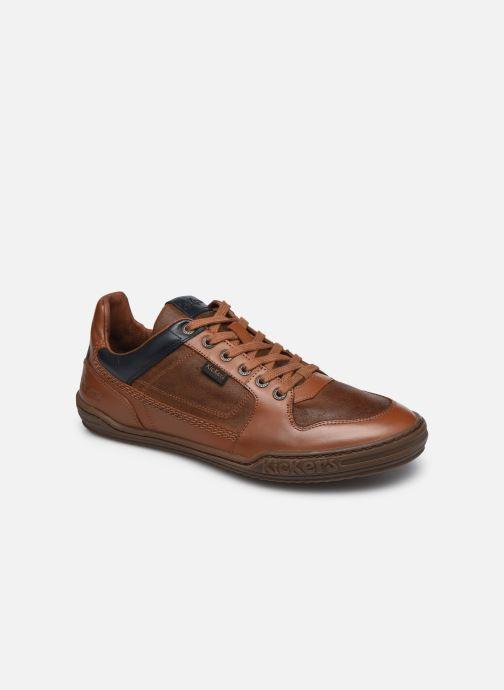 Sneakers Kickers JUNGLE Marrone vedi dettaglio/paio