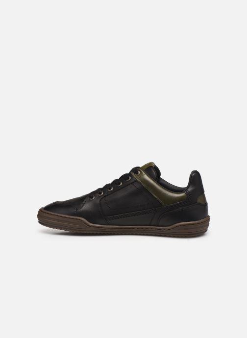 Sneakers Kickers JUNGLE Nero immagine frontale