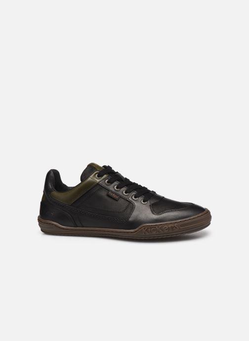 Sneakers Kickers JUNGLE Nero immagine posteriore