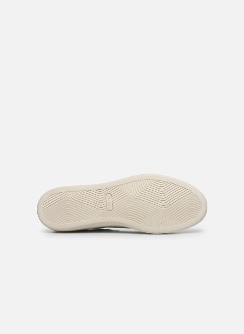 Baskets Kickers SONGO Blanc vue haut