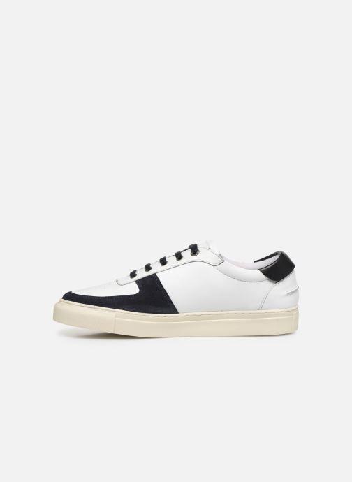 Sneaker Kickers SNIKLAN M weiß ansicht von vorne