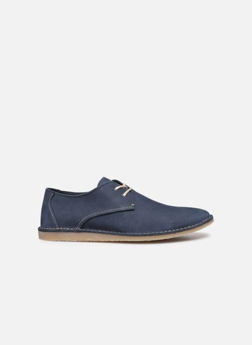 Chaussures à lacets Kickers TWISTEE Bleu vue derrière