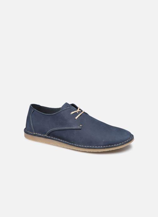 Chaussures à lacets Kickers TWISTEE Bleu vue détail/paire