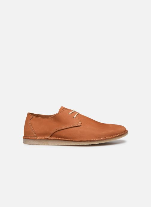 Zapatos con cordones Kickers TWISTEE Marrón vistra trasera