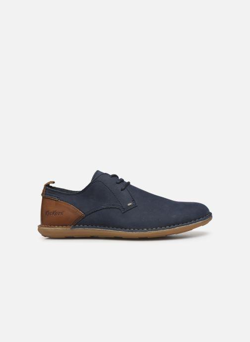 Chaussures à lacets Kickers SWIDIRA Bleu vue derrière