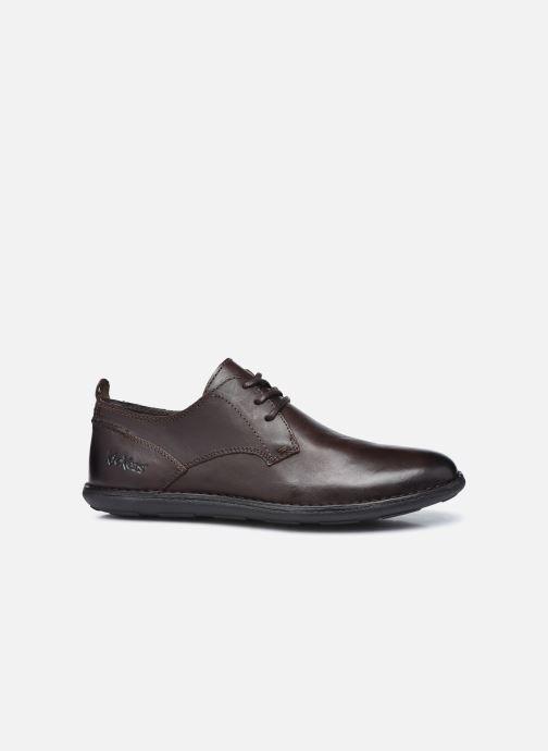Chaussures à lacets Kickers SWIDIRA Marron vue derrière