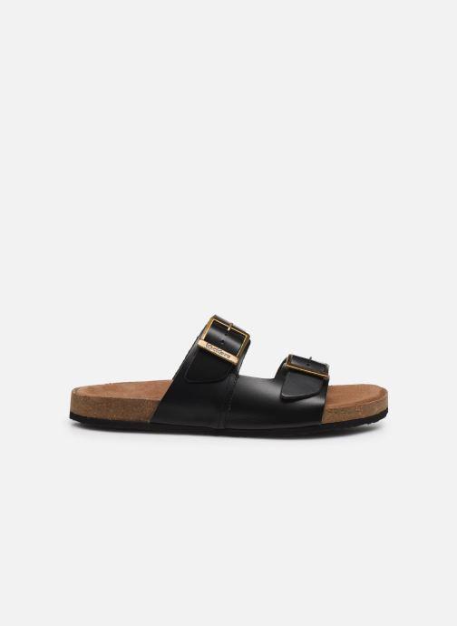 Sandales et nu-pieds Kickers ORANO Noir vue derrière