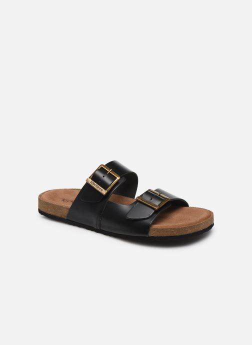 Sandales et nu-pieds Kickers ORANO Noir vue détail/paire