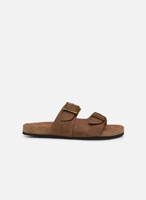 Sandalen Kickers ORANO braun ansicht von hinten