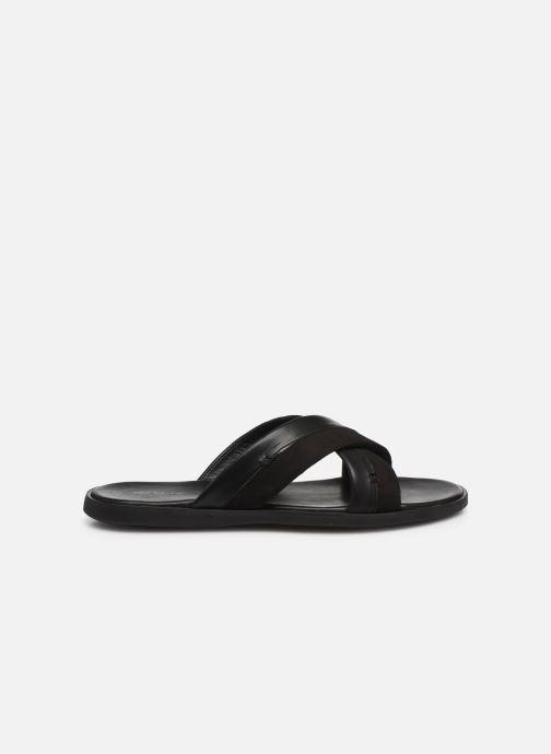 Sandales et nu-pieds Kickers MOOBY Noir vue derrière