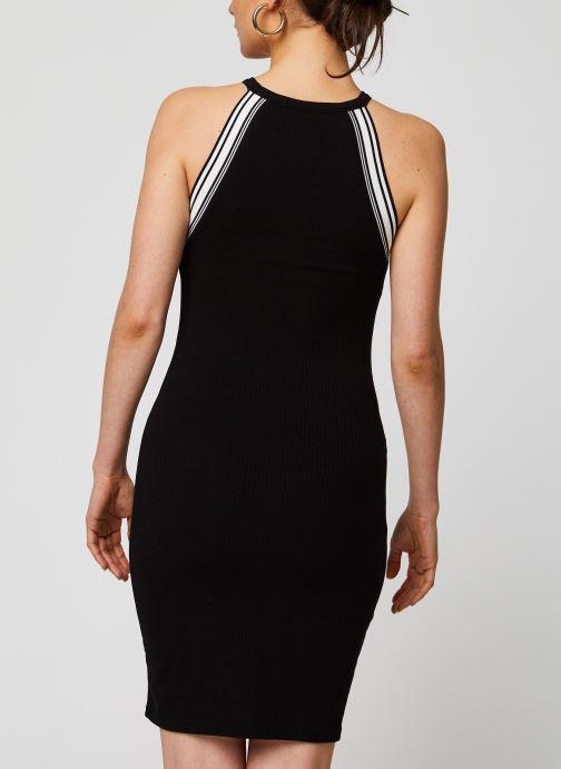 Kleding Noisy May Long Dresses VALSAN Zwart model