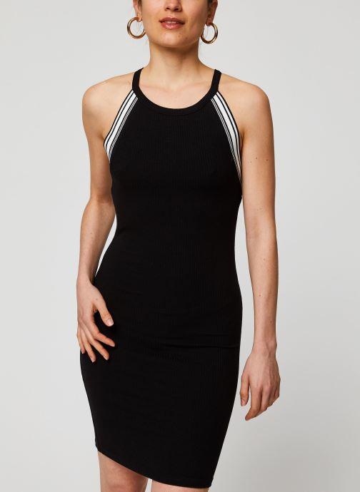 Vêtements Noisy May Long Dresses VALSAN Noir vue droite