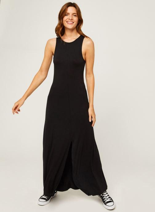 Vêtements Noisy May Long Dresses KIRA Noir vue bas / vue portée sac