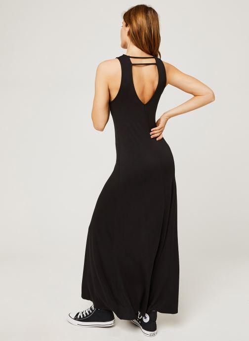 Vêtements Noisy May Long Dresses KIRA Noir vue portées chaussures