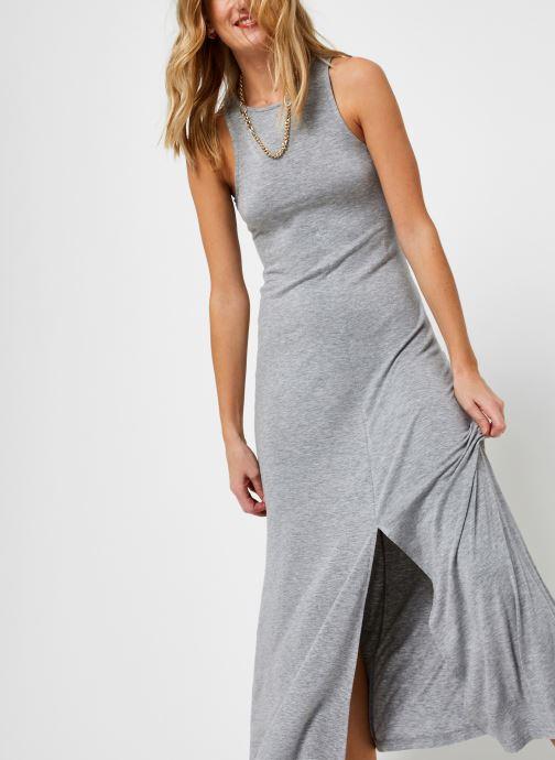 Vêtements Noisy May Long Dresses KIRA Gris vue détail/paire