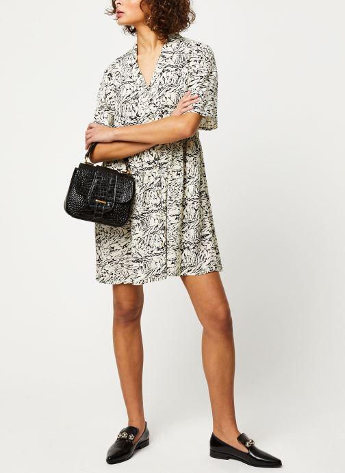 Vêtements Noisy May Short Dresses SULA Blanc vue bas / vue portée sac