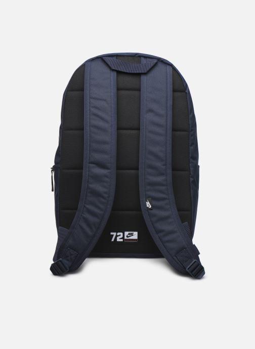 Sacs à dos Nike Nk Heritage Bkpk - 2.0 Bleu vue face
