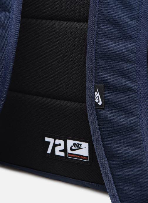 Sacs à dos Nike Nk Heritage Bkpk - 2.0 Bleu vue gauche
