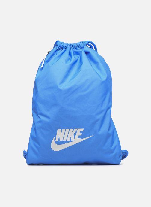Sacs à dos Nike Nk Heritage Gmsk - 2.0 Bleu vue détail/paire