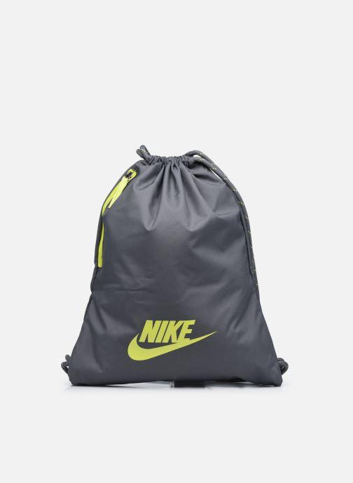 Mochilas Nike Nk Heritage Gmsk - 2.0 Gris vista de detalle / par