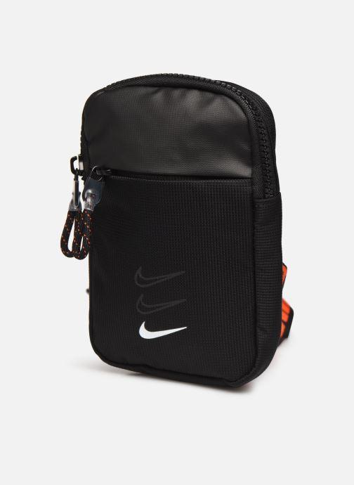 Sacs homme Nike Nk Sprtswr Essentials S Hip P Noir vue portées chaussures