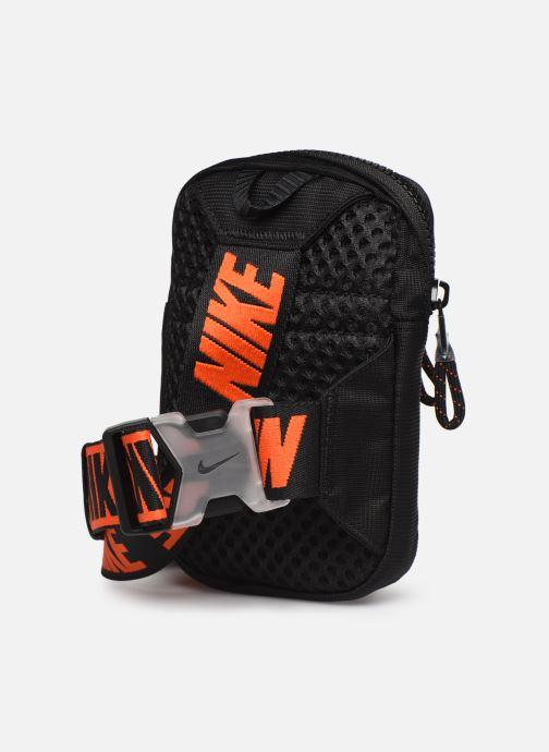 Sacs homme Nike Nk Sprtswr Essentials S Hip P Noir vue droite