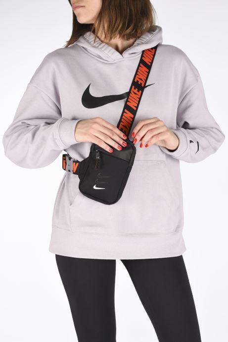 Sacs homme Nike Nk Sprtswr Essentials S Hip P Noir vue bas / vue portée sac