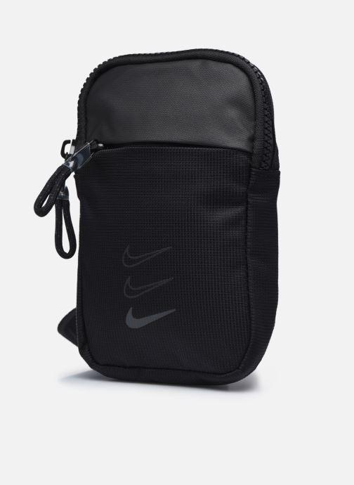 Herrentaschen Nike Nk Sprtswr Essentials S Hip P schwarz schuhe getragen
