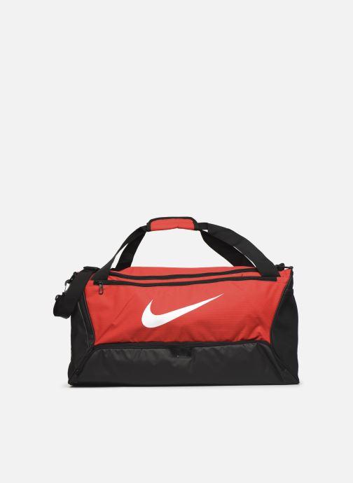Sacs de sport Nike Nk Brsla M Duff - 9.0 (60L) Rouge vue détail/paire